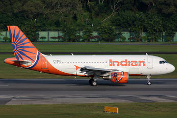 VT-SCE - Indian Airlines Airbus A319