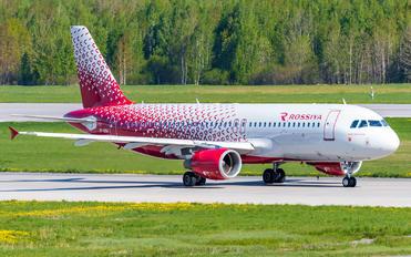 VP-BWH - Rossiya Airbus A320