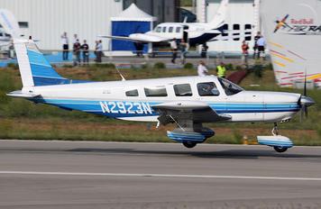 N2923N - Private Piper PA-32 Cherokee Six