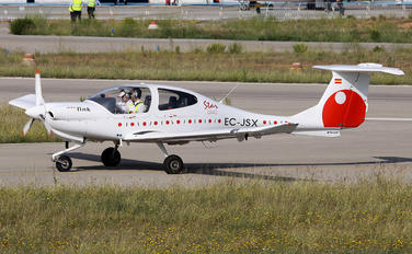 EC-JSX - Aerolink Diamond DA 40 Diamond Star