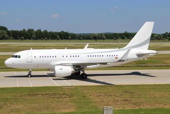 D-ALEX - K5 Aviation Airbus A319 CJ