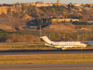CS-CHB - NetJets Europe (Portugal) Bombardier BD-100 Challenger 350 series