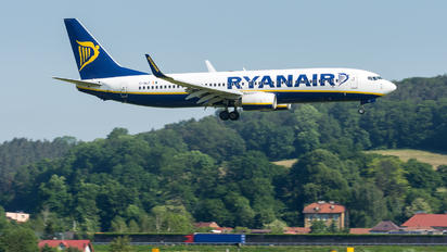 EI-DLF - Ryanair Boeing 737-8AS