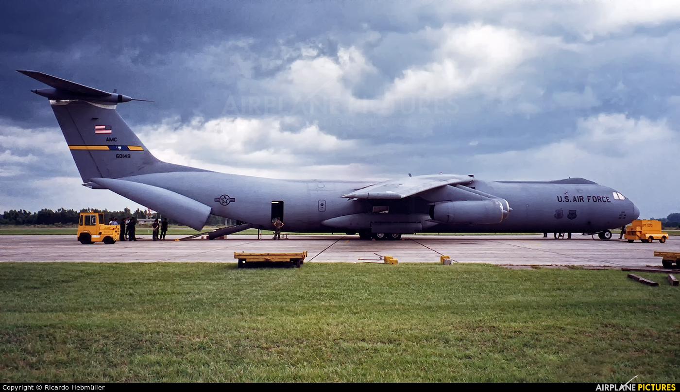 USA - Air Force 66-0149 aircraft at Santa Maria