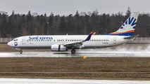 D-ASXW - SunExpress Boeing 737-800 aircraft