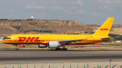 D-ALEO - DHL Cargo Boeing 757-200