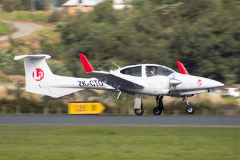 ZK-CTO - Airline Academy (NZ) Diamond DA 42 Twin Star