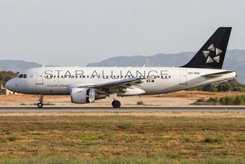 OO-SSC - Brussels Airlines Airbus A319