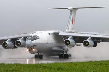 RF-94271 - Russia - Air Force Ilyushin Il-78