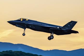 13-5083 - USA - Air Force Lockheed Martin F-35A Lightning II