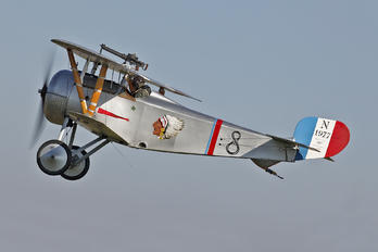 G-BWMJ - Private Nieuport 17/23 Scout