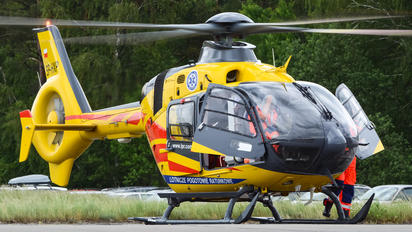 SP-HXP - Polish Medical Air Rescue - Lotnicze Pogotowie Ratunkowe Eurocopter EC135 (all models)