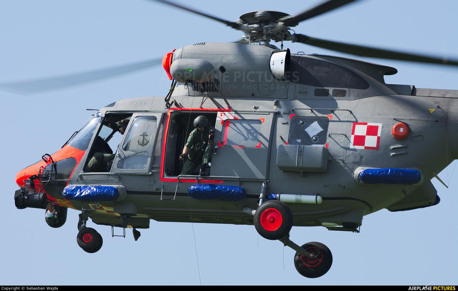 Poland - Navy 0815 aircraft at Pruszcz Gdański