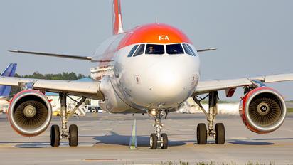 OE-LKA - easyJet Europe Airbus A319