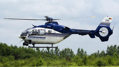 290 - Romania - Police Eurocopter EC135 (all models)