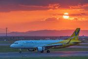 JA11VA - Vanilla Air Airbus A320 aircraft