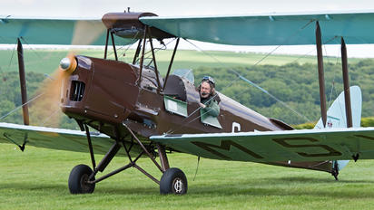 G-EMSY - Private de Havilland DH. 82 Tiger Moth