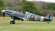 G-AWII - The Shuttleworth Collection Supermarine Spitfire Mk.Vc aircraft