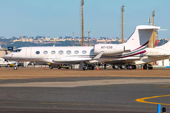 A7-CGQ - Qatar Executive Gulfstream Aerospace G VII-G500