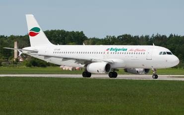 LZ-LAG - Bulgarian Air Charter Airbus A320