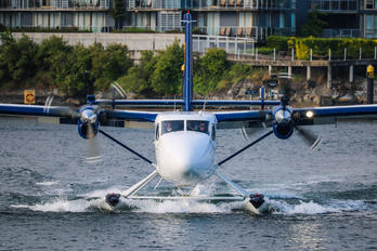 C-FGQH - Harbour Air de Havilland Canada DHC-6 Twin Otter