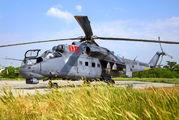 08 - Russia - Air Force Mil Mi-24P aircraft