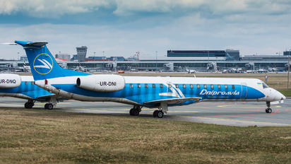 UR-DNI - Dniproavia Embraer EMB-145