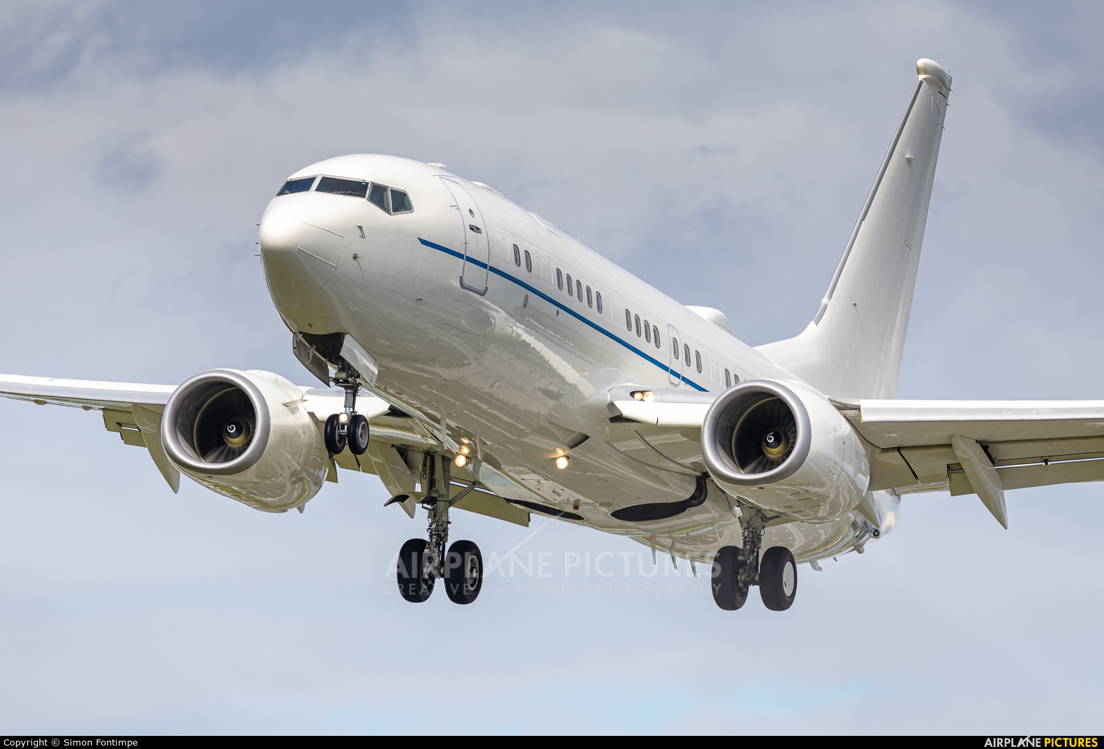 USA - Air Force 02-0042 aircraft at Paris - Le Bourget