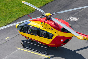 F-ZBPV - France - Sécurité Civile Eurocopter EC145