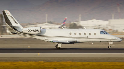 CC-AOA -  Gulfstream Aerospace G150