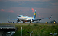 UR-PSY - Ukraine International Airlines Boeing 737-800 aircraft
