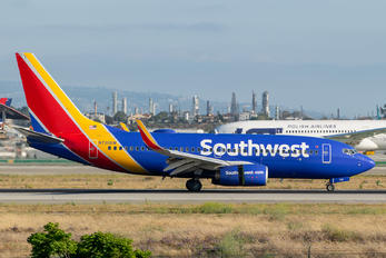 N730SW - Southwest Airlines Boeing 737-700