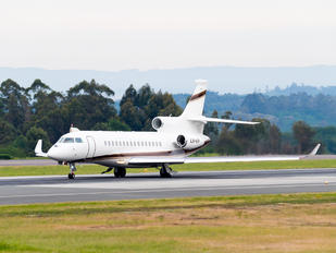 LX-VIP - Global Jet Luxembourg Dassault Falcon 8X