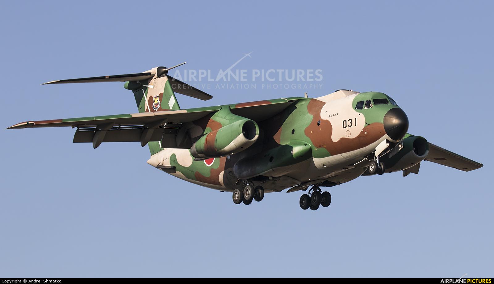Japan - Air Self Defence Force 18-1031 aircraft at Iruma AB