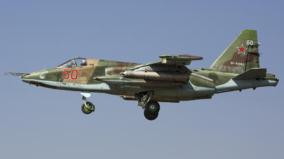 RF-93053 - Russia - Air Force Sukhoi Su-25SM