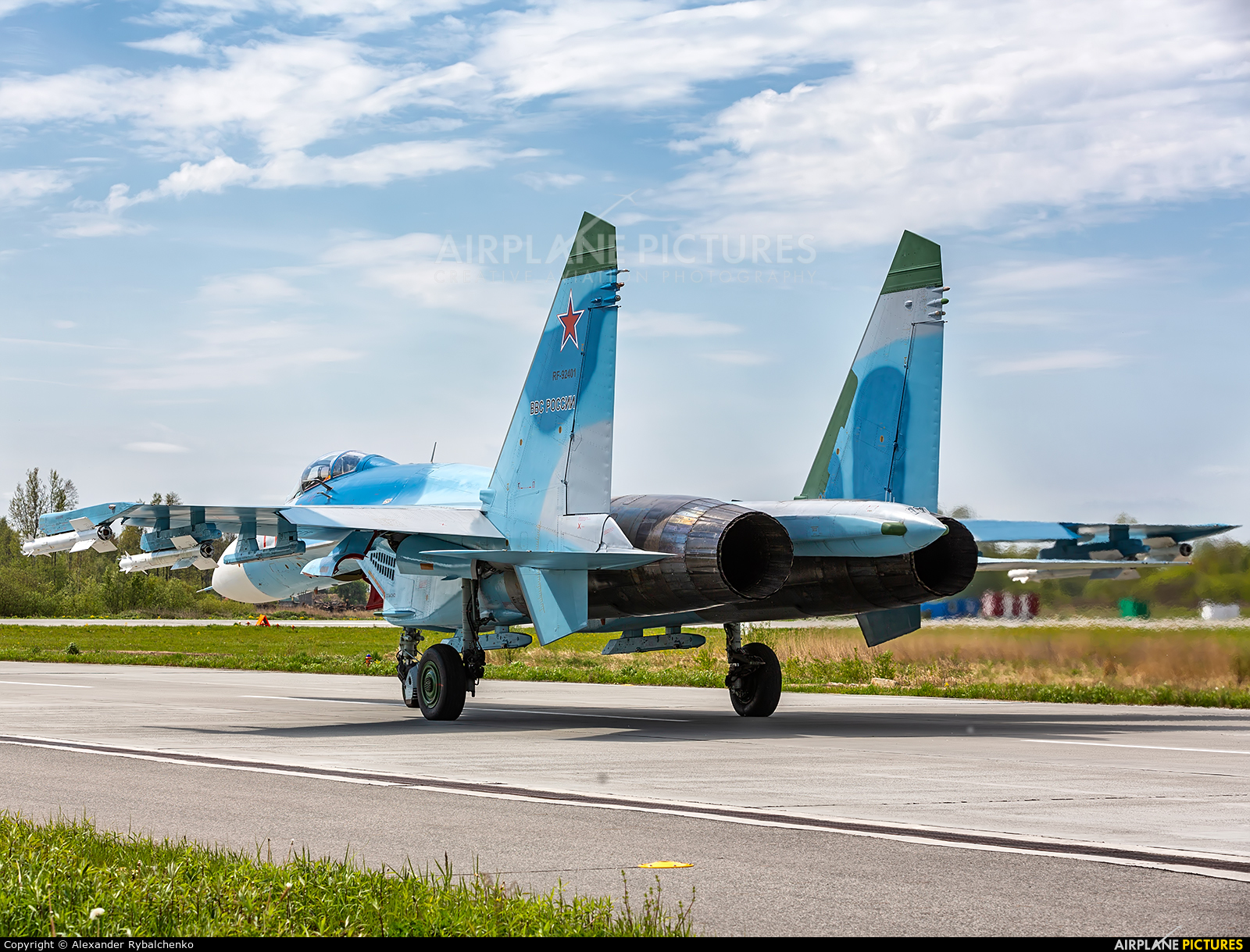 Russia - Navy RF-92401 aircraft at Undisclosed Location