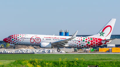 CN-RGV - Royal Air Maroc Boeing 737-800