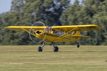 25-AFH - Private Zlín Aircraft Savage Cub