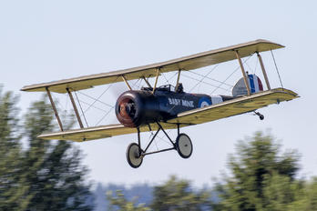 LX-PUP - Private Sopwith Pup
