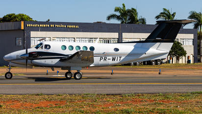 PR-WIT - Private Beechcraft 200 King Air