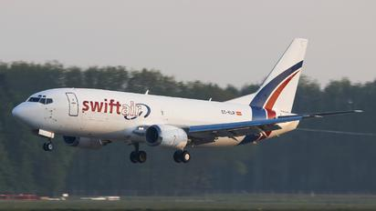 EC-KLR - Swiftair Boeing 737-300F