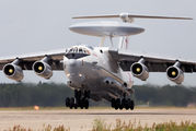 Russian Air Force Beriev A-50 visited Kubinka title=