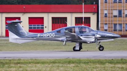 F-HPDG - Private Diamond DA62