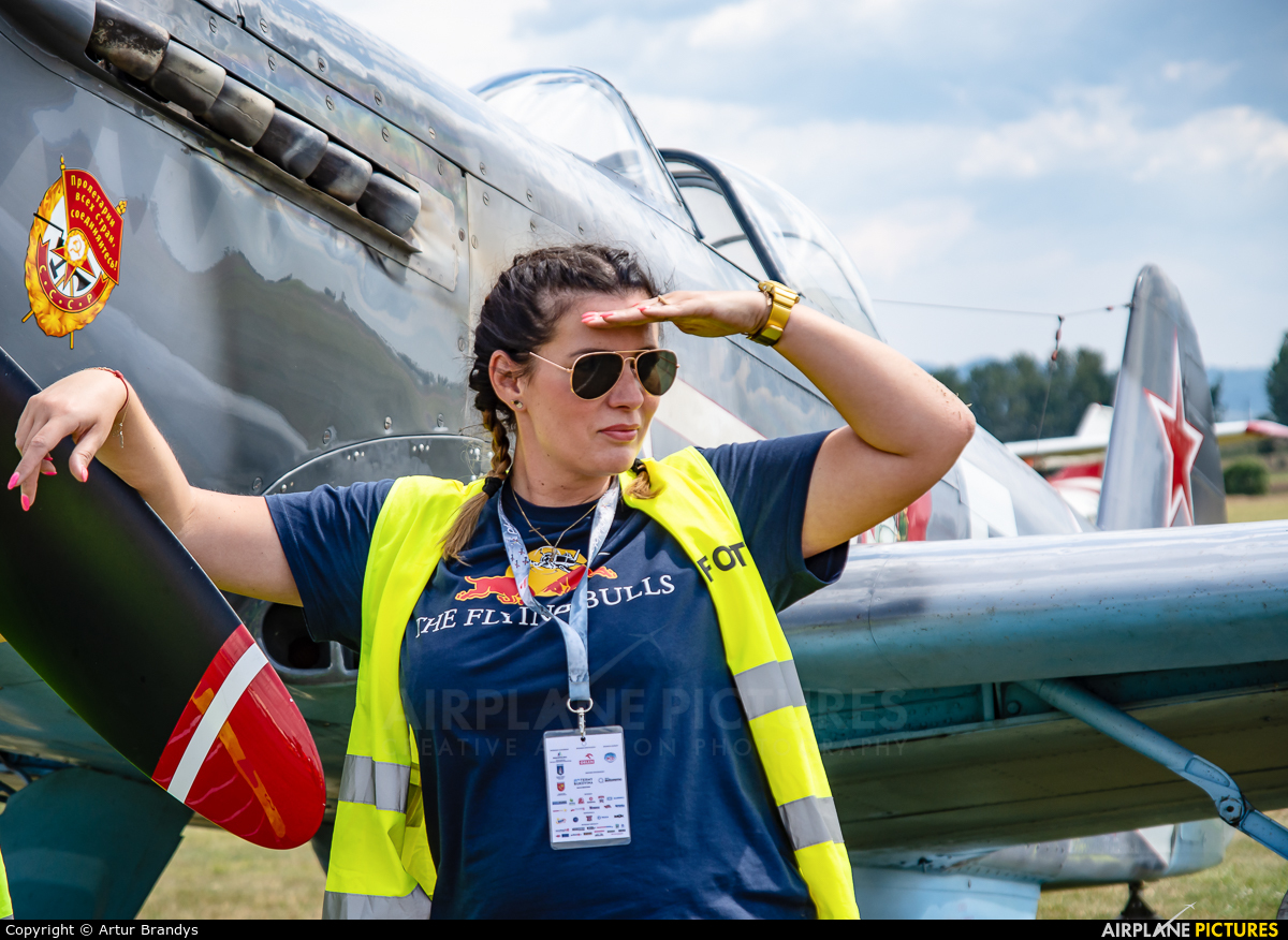 - Aviation Glamour EPNT aircraft at Nowy Targ