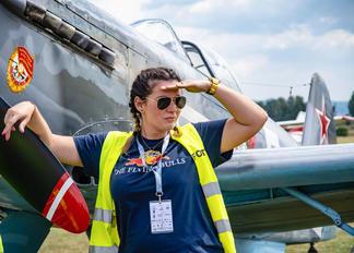 EPNT - - Aviation Glamour - Aviation Glamour - People, Pilot