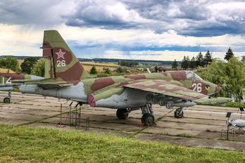 26 - Stalin Line Museum Sukhoi Su-25