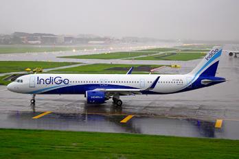 VT-IUD - IndiGo Airbus A321 NEO