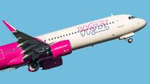 HA-LVA - Wizz Air Airbus A321 NEO aircraft