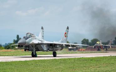 15 - Bulgaria - Air Force Mikoyan-Gurevich MiG-29