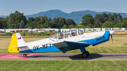OK-MFY - Private Zlín Aircraft Z-226 (all models)